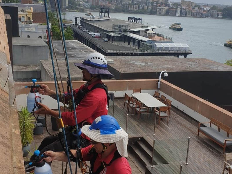 Pros and Cons of being an Abseiler