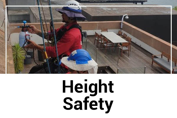 Height Safety - Abseilers United