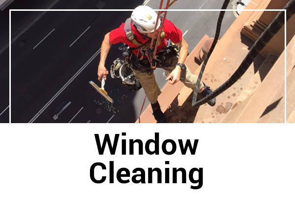 Window Cleaning - Abseilers United