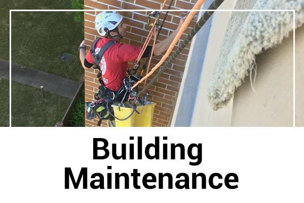 Building Maintenance - Abseilers United Sydney