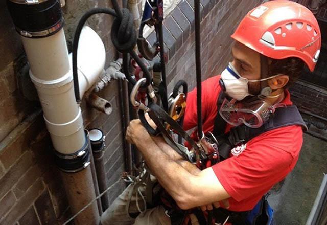 plumbing feature