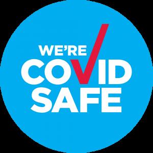 COVID Safe Badge - Abseiler Sydney